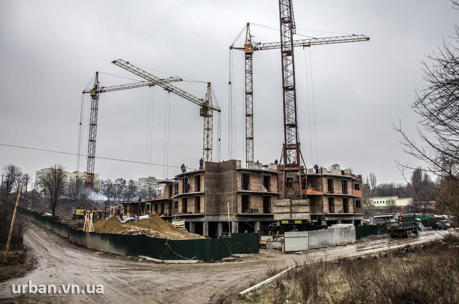 На Старому місті триває будівництво комплексу багатоповерхівок (фото) - фото 4