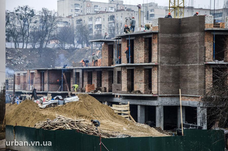 На Старому місті триває будівництво комплексу багатоповерхівок (фото) - фото 5