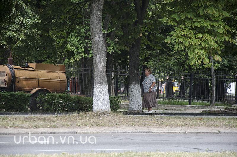 Єдину у Вінниці відокремлену велодоріжку першими випробовують… мами з колясками (фото) - фото 3