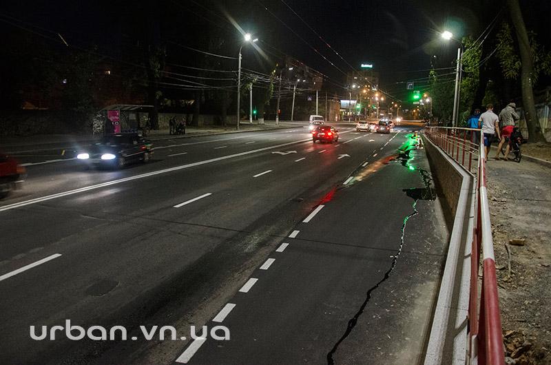 У Вінниці завершили розширення вулиці Київської (фото) - фото 1