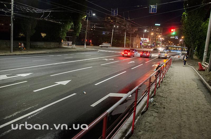 У Вінниці завершили розширення вулиці Київської (фото) - фото 4