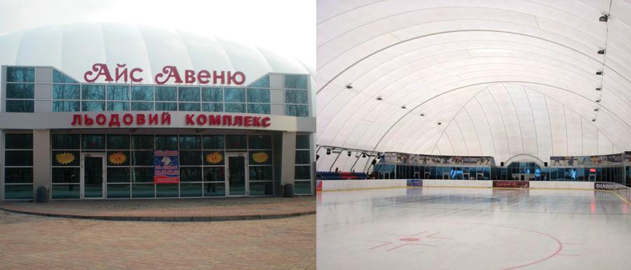 У Вінниці розбирають льодовий комплекс (фото) - фото 3