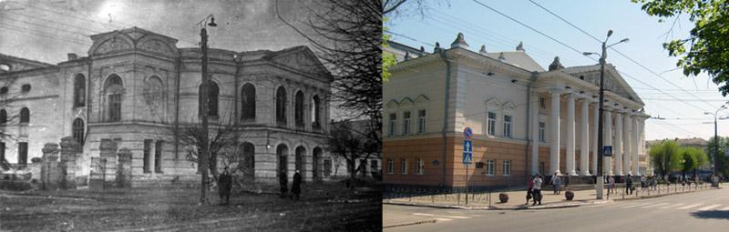 Як у Вінниці відкривали театр. Історичне відео (фото) - фото 1