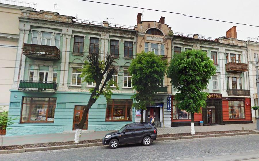 У центрі Вінниці відреставрують фасади кількох будинків (фото) - фото 1